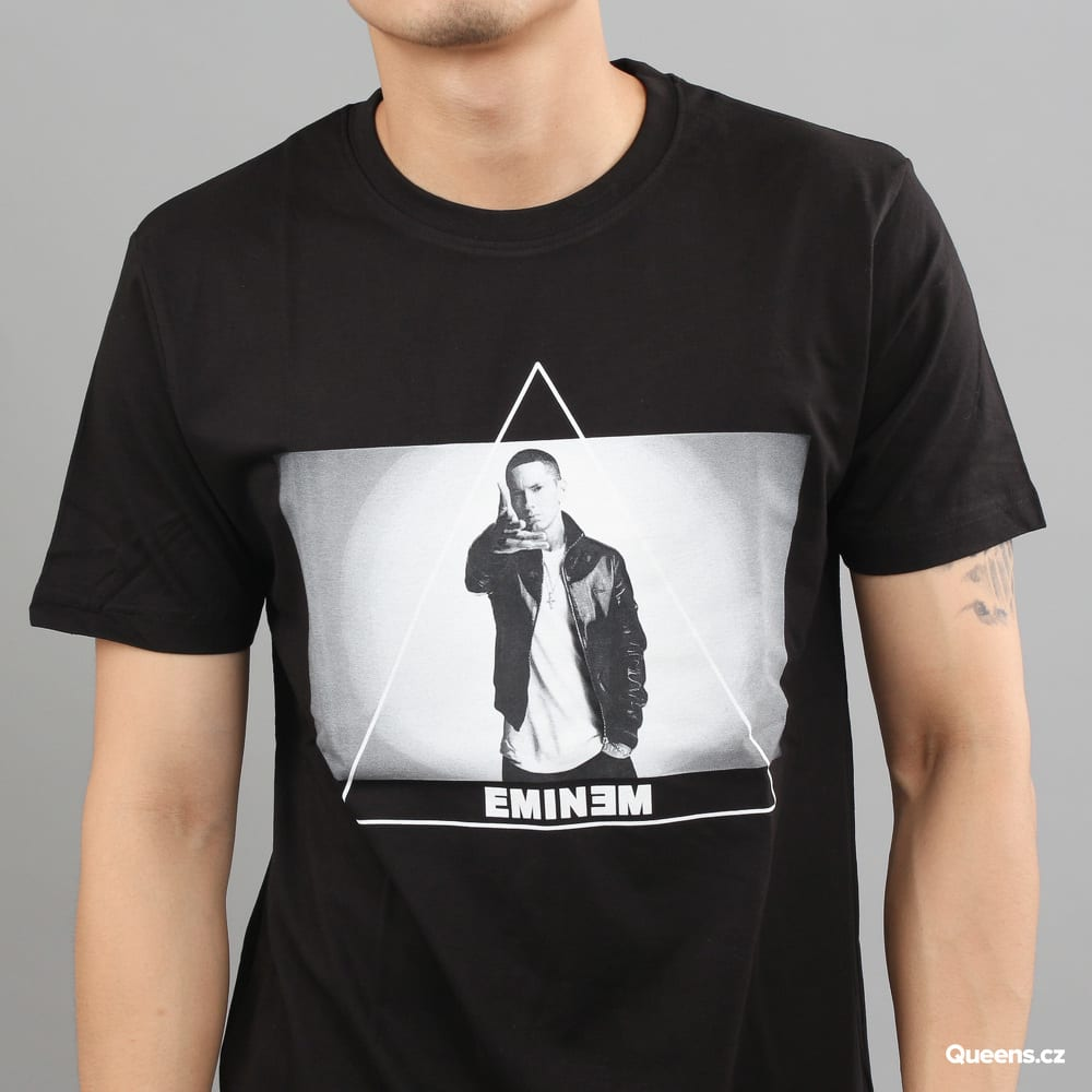 Urban Classics Eminem Triangle Tee black