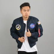 Alpha Industries MA - 1 VF NASA Marine
