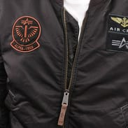 Alpha Industries MA - 1 Pilot černá