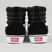 Vans SK8 / Hi Lite (suede / canvas) black / white
