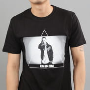 Urban Classics Eminem Triangle Tee schwarz