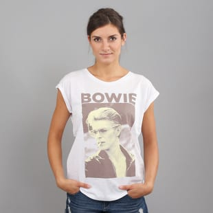 Urban Classics Ladies David Bowie Tee