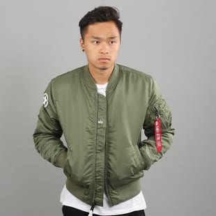 Alpha Industries MA - 1 VF Army