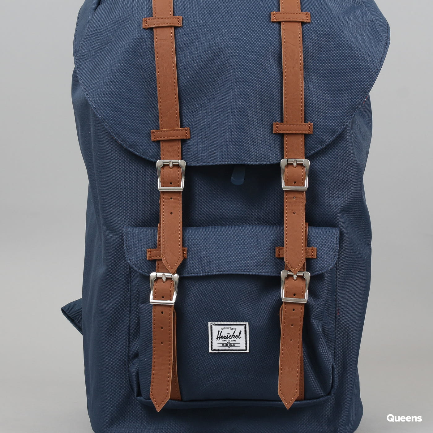 The Herschel Supply CO. Little America Backpack navy / brown