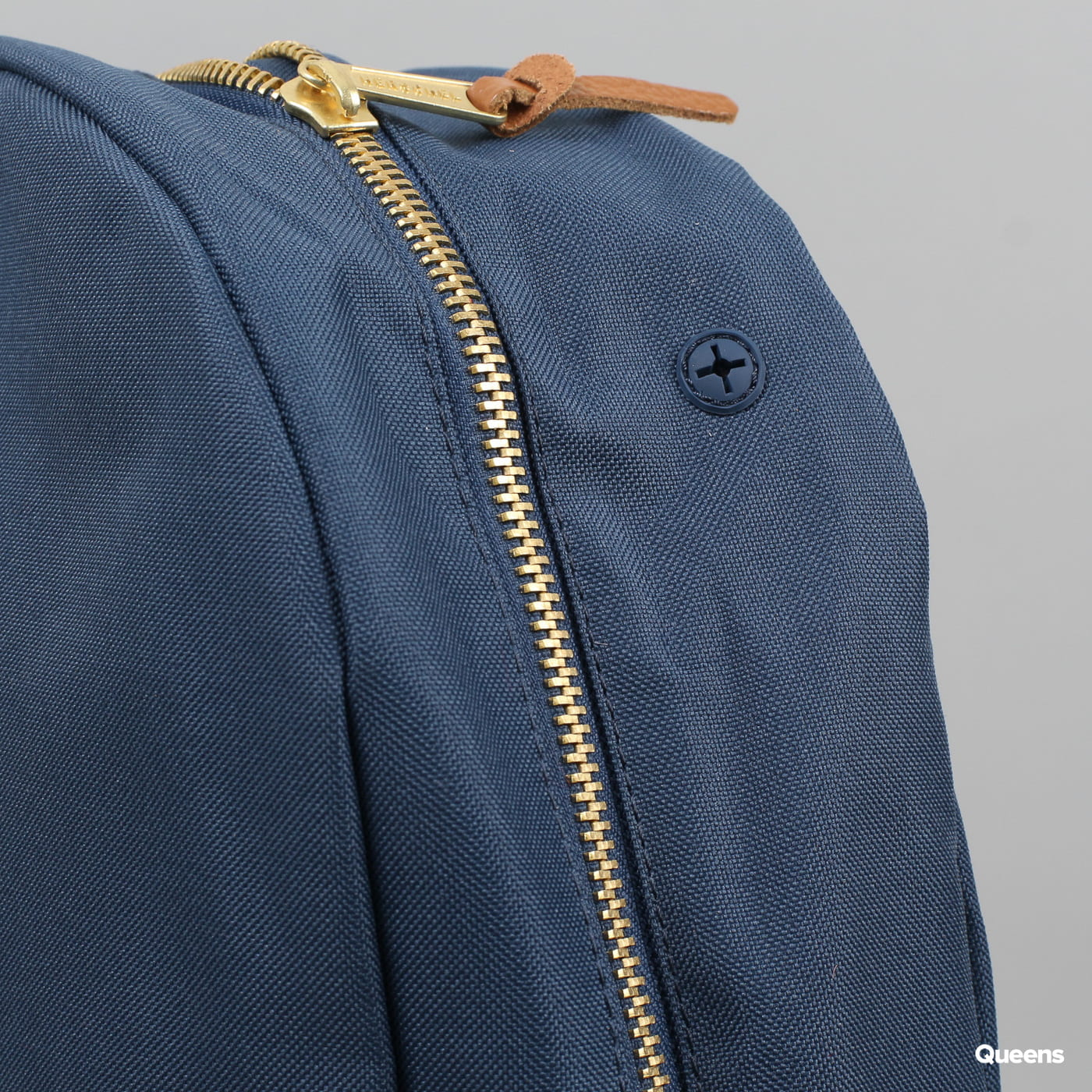 The Herschel Supply CO. Settlement Backpack Marine