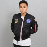 Alpha Industries MA - 1 VF NASA black