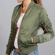Alpha Industries MA - 1 VF 59 WMNS olivová