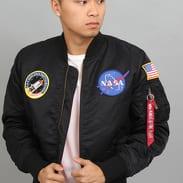 Alpha Industries MA - 1 VF NASA černá