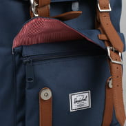 The Herschel Supply CO. Little America Backpack navy / hnědý