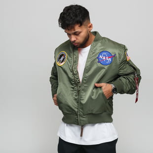 Alpha Industries MA - 1 VF NASA