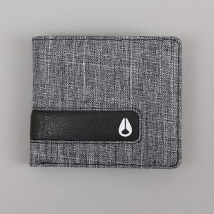 Nixon Showdown Bi-Fold Zip Wallet