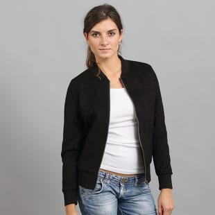 73af25206745 Discount 61 % Urban Classics Ladies Imitation Suede Bomber Jacket ...