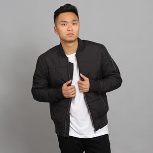 Urban Classics Basic Quilt Bomber Jacket