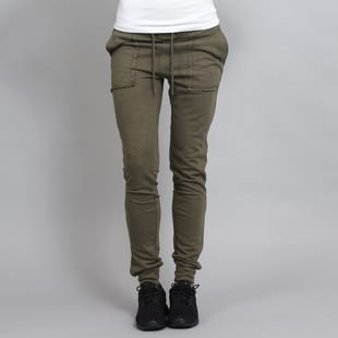 Urban Classics Ladies Fitted Slub Terry Pants