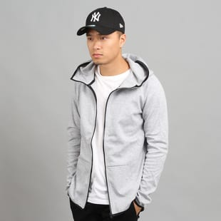 Urban Classics Athletic High Neck Interlock Hoody