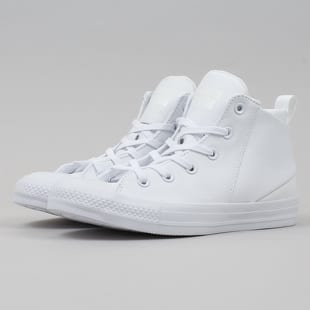 Converse Chuck Taylor All Star Sloane Monochrome Leather white   white    white e6258306f1