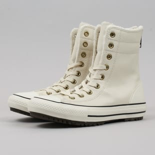 Converse Chuck Taylor All Star Hi - Rise Boot Leather
