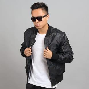 Urban Classics Camo Basic Bomber Jacket