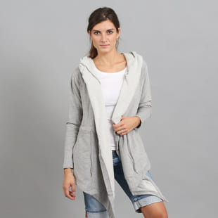 Urban Classics Ladies Hooded Sweat Cardigan
