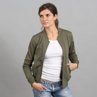 Urban Classics Ladies Sweat Bomber Jacket
