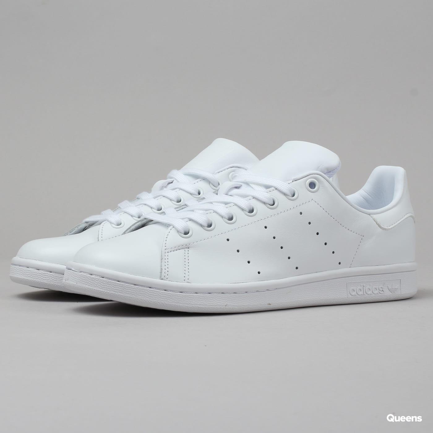 big sale 651e9 10895 adidas Originals Stan Smith ftwwht / ftwwht / ftwwht