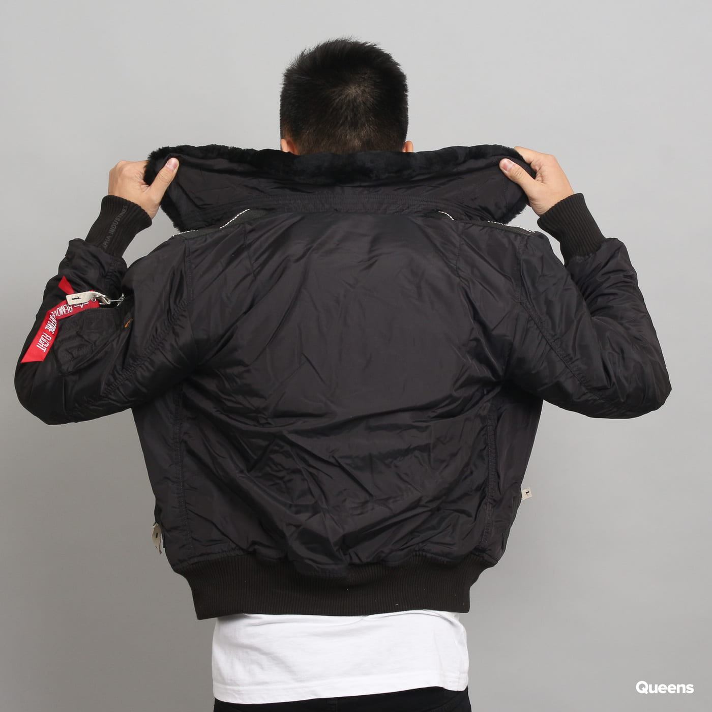 Alpha Industries Injector III schwarz