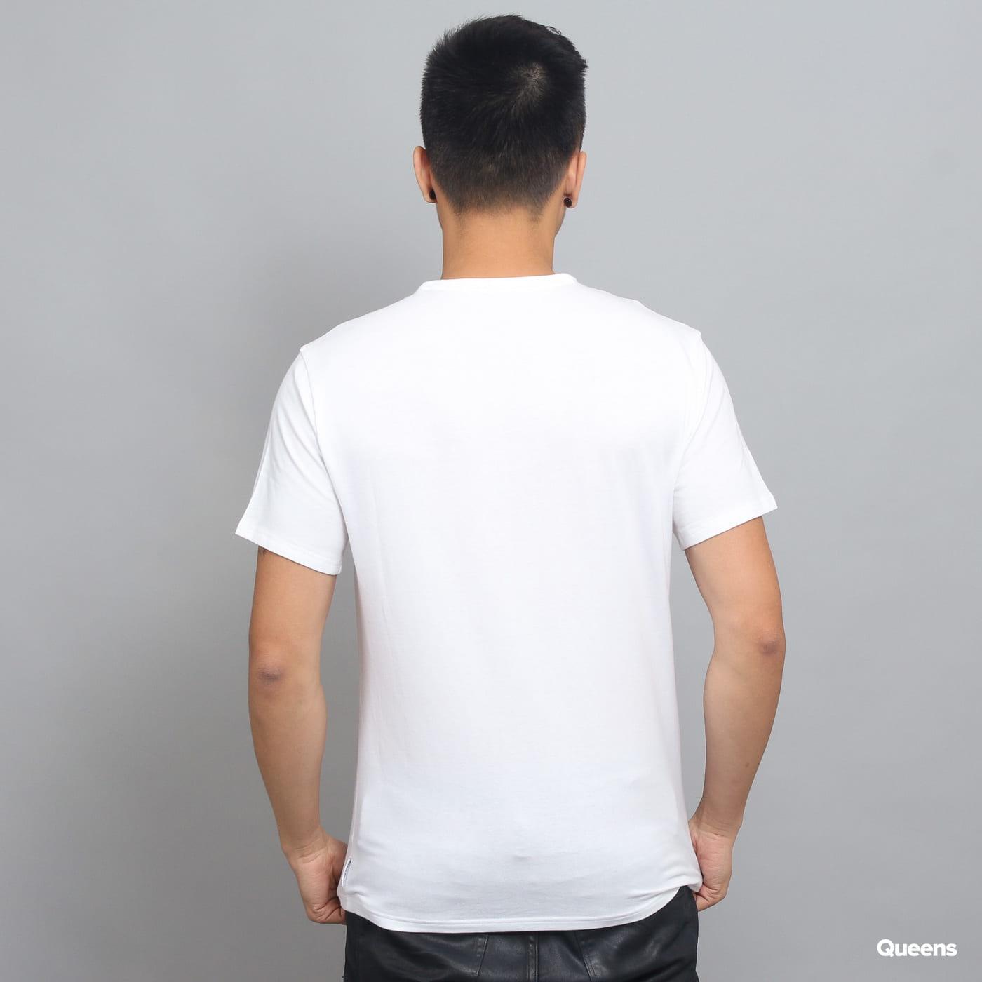 Calvin Klein 2 Pack Crew Neck C/O biele