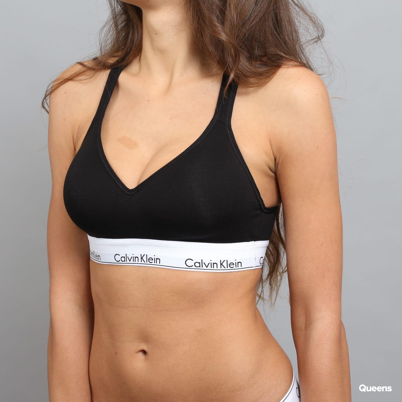 Calvin Klein Women's Bralette Lift C/O black