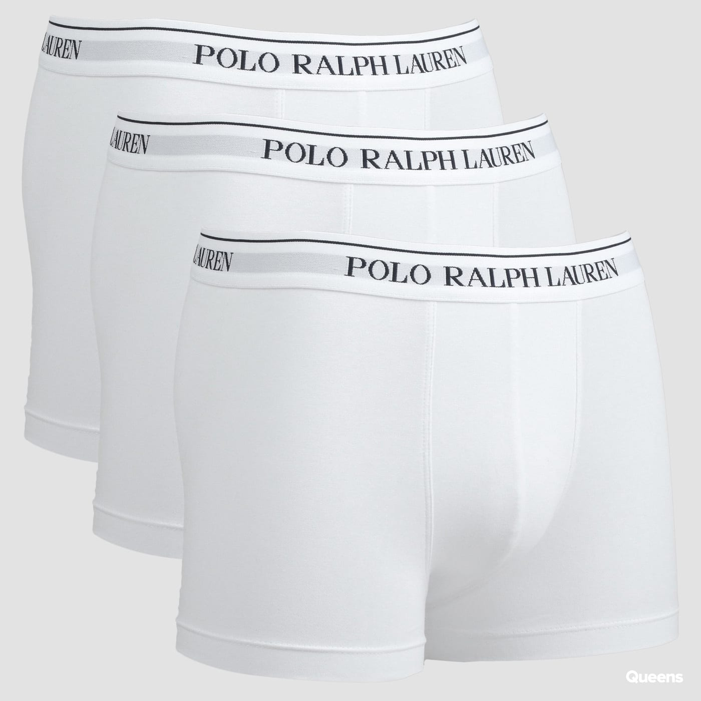 Polo Ralph Lauren 3 Packs Classic Trunks C/O biele