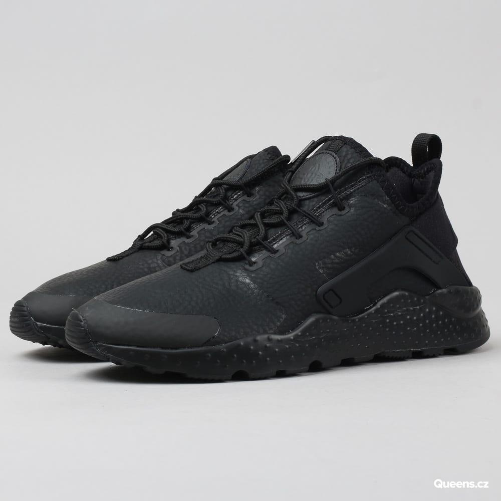 Nike W Air Huarache Run Ultra Premium black / black