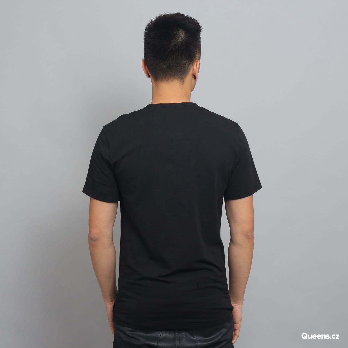 Calvin Klein 2 Pack Crew Neck C/O schwarz