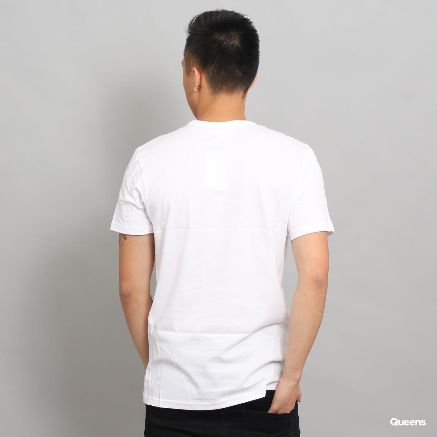 Calvin Klein Crew Neck C/O biele