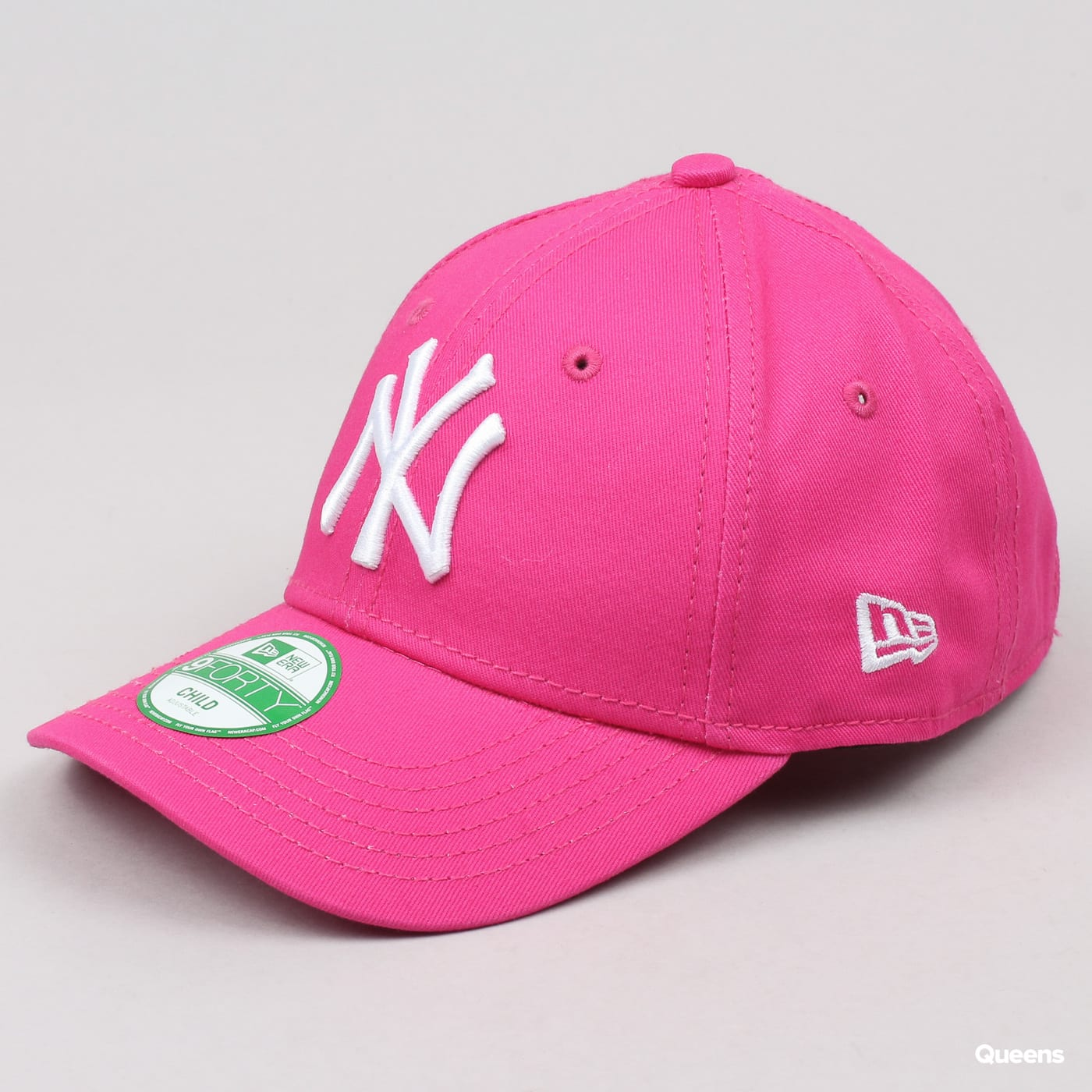 Kšiltovka New Era Child 940K MLB League Basic NY (10877284) – Queens 💚 a79816f8da