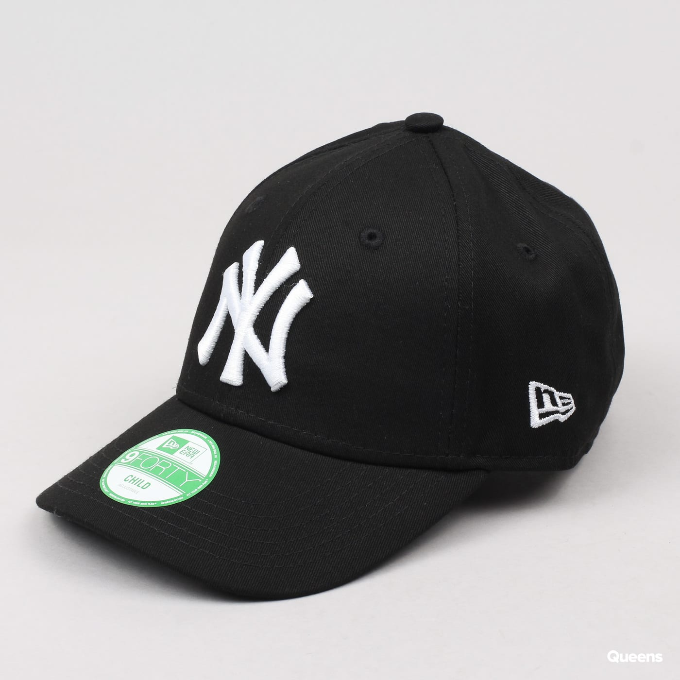 Kšiltovka New Era Child 940K MLB League Basic NY (10879076) – Queens 💚 dc6e356636