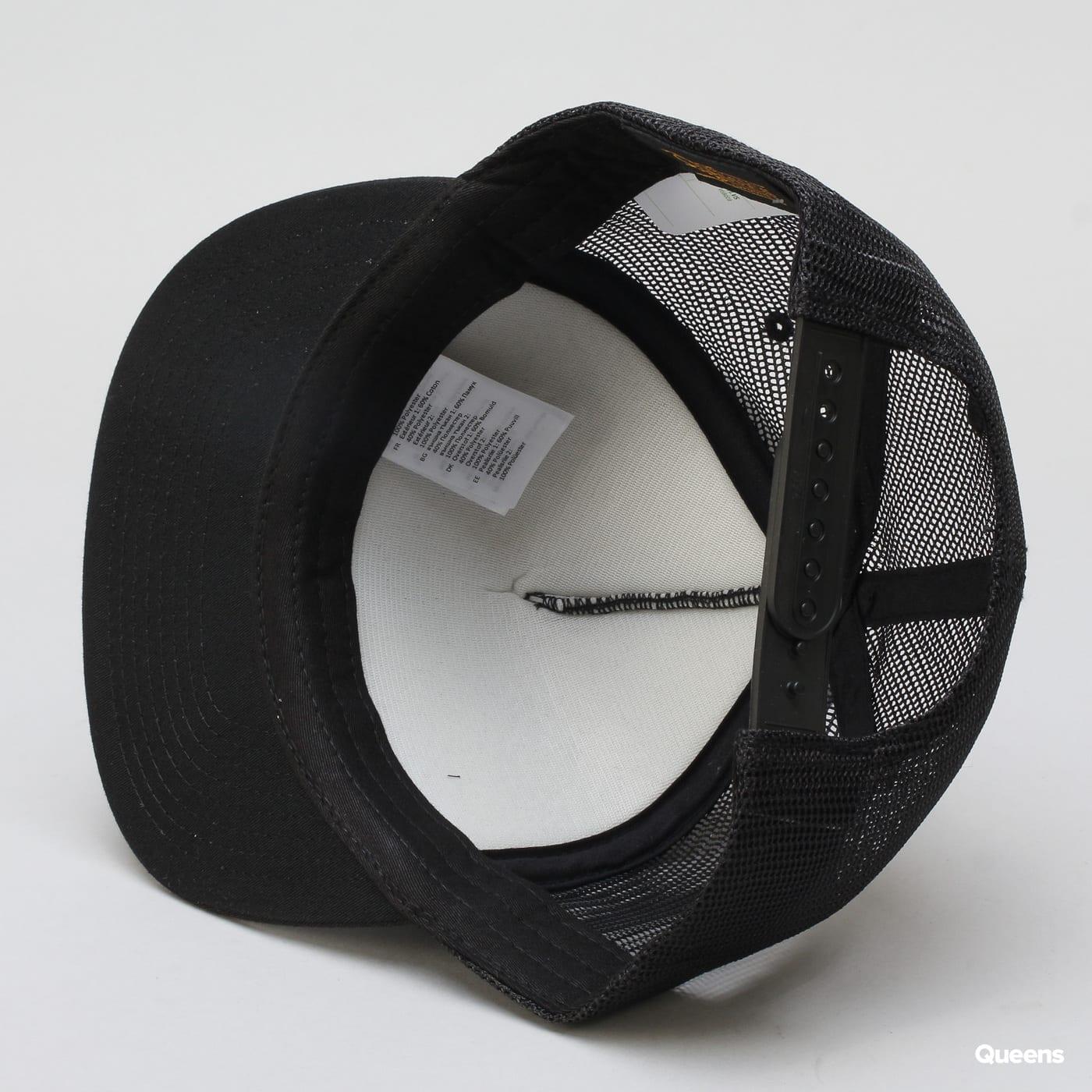Yupoong Foam Trucker čierna