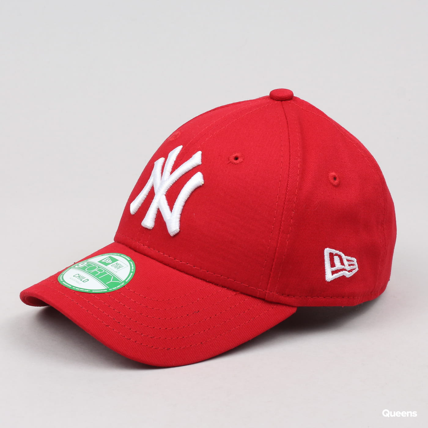 New Era Child 940K MLB League Basic NY C/O červená