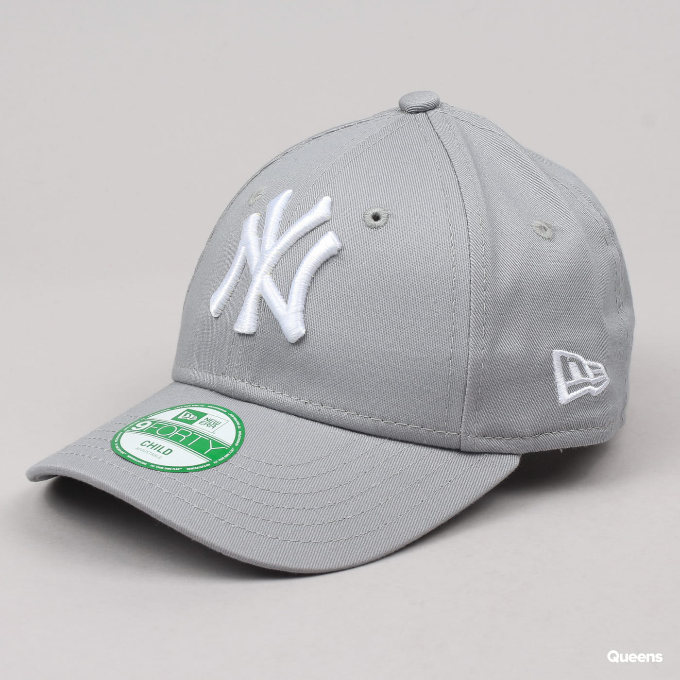 New Era Child 940K MLB League Basic NY C/O grau