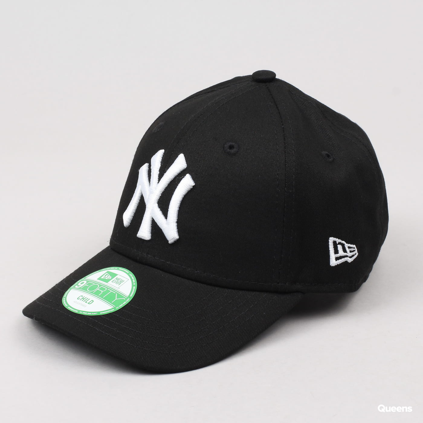 New Era Child 940K MLB League Basic NY C/O čierna
