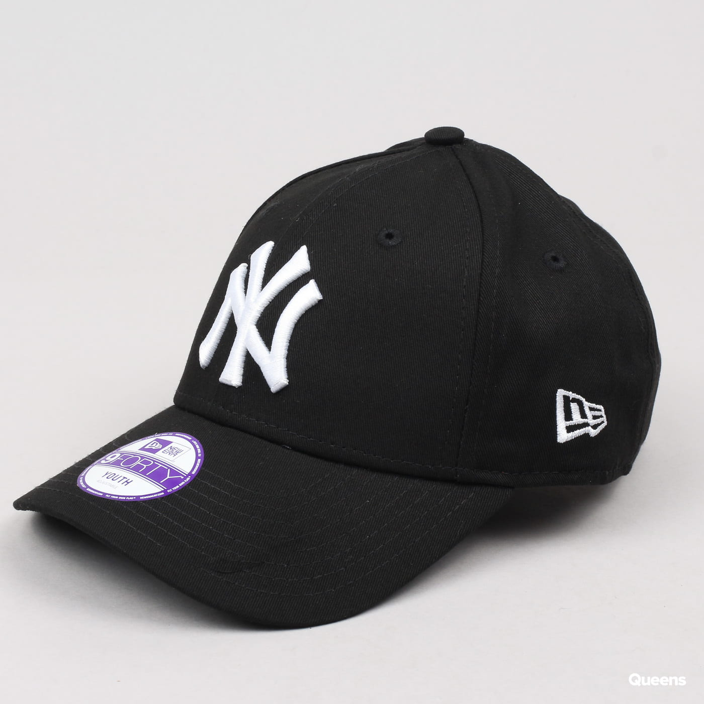 New Era Kids 940K MLB League Basic NY C/O čierna