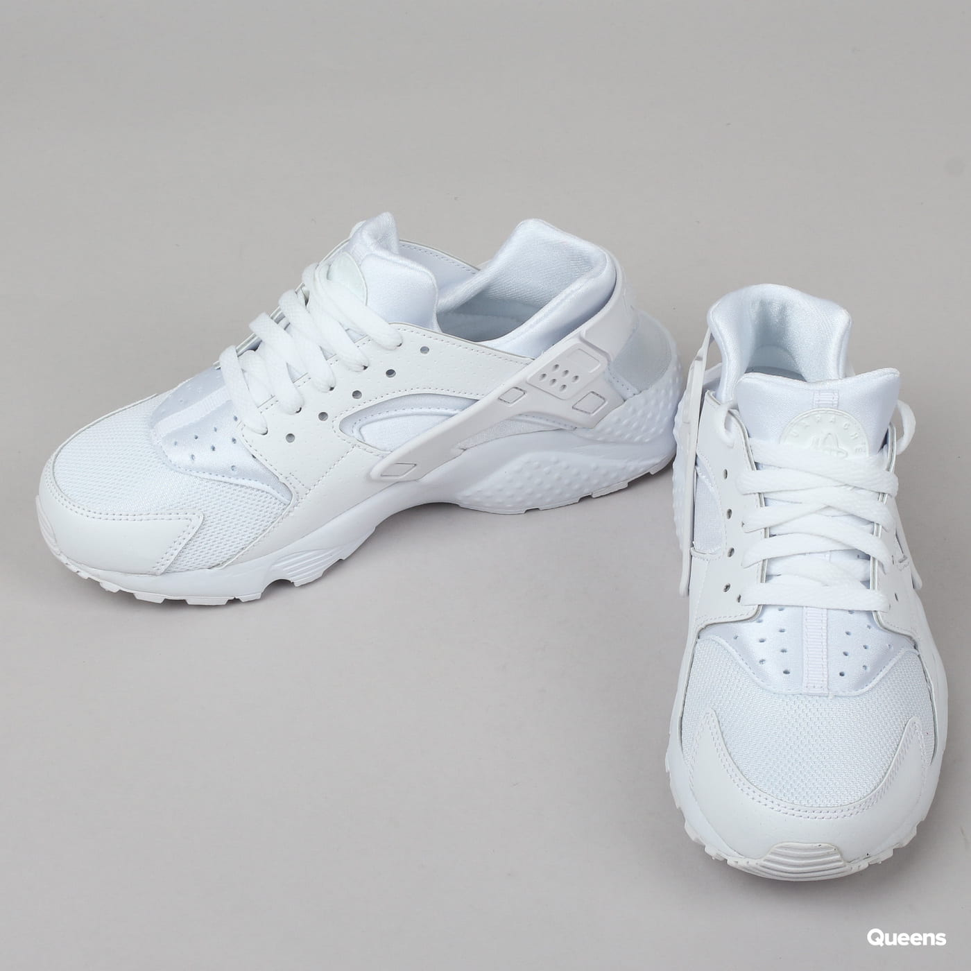 Nike Huarache Run (GS) white / white - pure platinum
