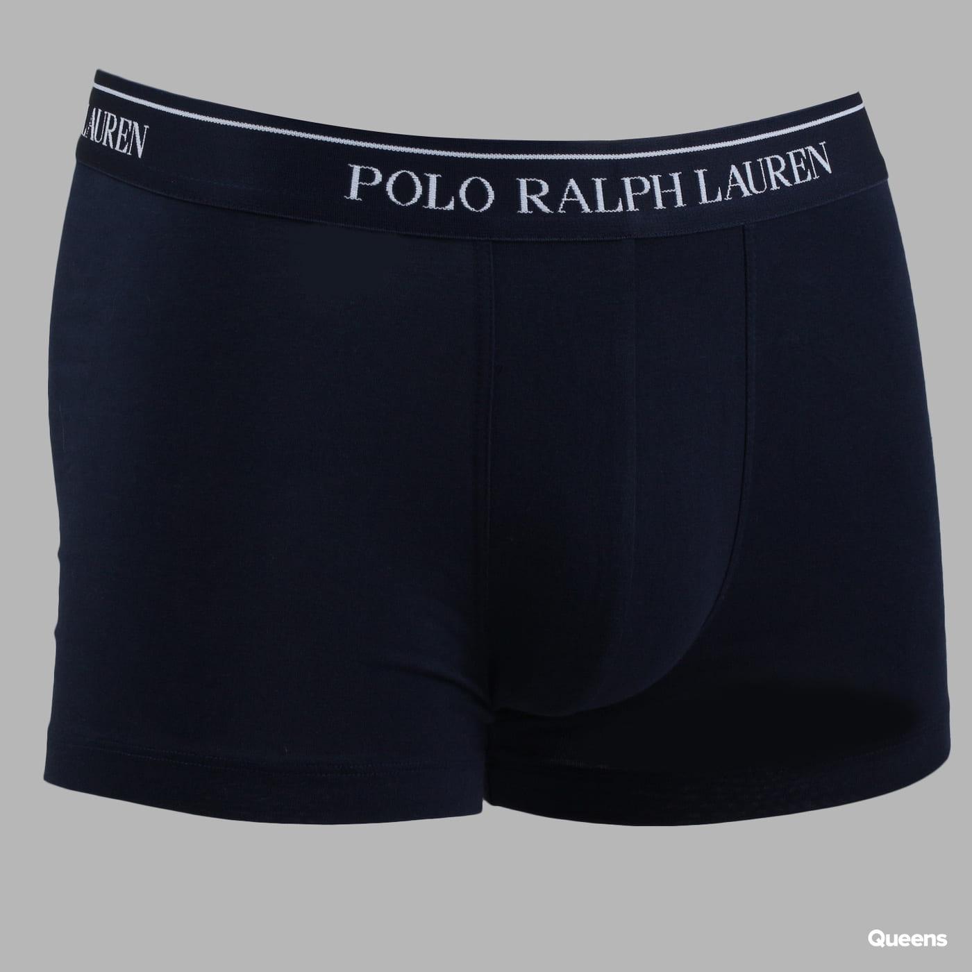 Polo Ralph Lauren 3 Pack Classic Trunks C/O Marine