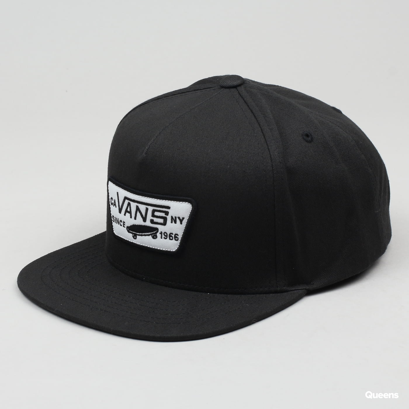 Vans Full Patch Snapback schwarz