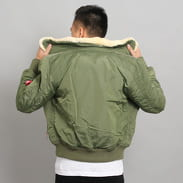 Alpha Industries Injector III olivová