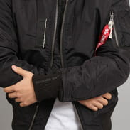 Alpha Industries Injector III black