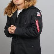 Alpha Industries Polar Jacket černá