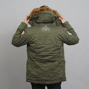 Alpha Industries Polar Jacket olivová