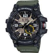 Casio G-Shock GG 1000-1A3 černé / olivové