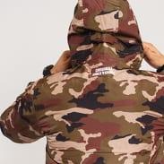 Mass DNM District Jacket camo zelená