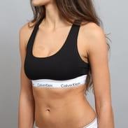 Calvin Klein Women's Bralette C/O černá / bílá / šedá