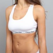 Calvin Klein Women's Bralette C/O bílá / šedá / černá